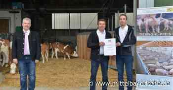 Tierwohl-Preis geht nach Zandt - Mittelbayerische