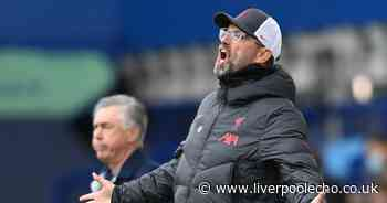 Klopp knew Everton equaliser was coming after hearing coaching staff