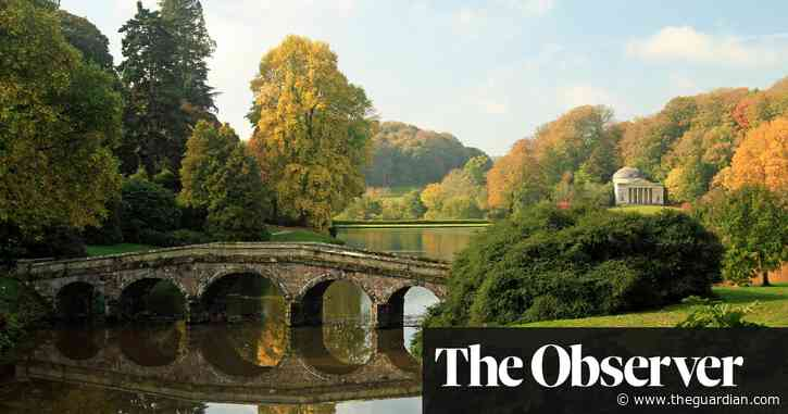 Blaze of glory: 20 of the best autumn gardens in the UK