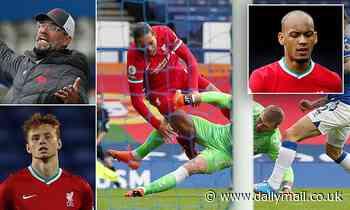 With Virgil Van Dijk set to be missing, who are Jurgen Klopp's alternatives at centre back?