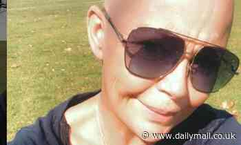 Gail Porter, 49, admits she's 'given up' on finding love after losing her hair toalopecia