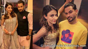 Hilarious! When Kunal Kemmu had to google a word in the middle of fight with wifey Soha Ali Khan