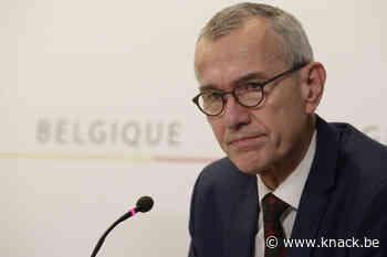 Frank Vandenbroucke: 'Dicht bij een tsunami' in Wallonië en Brussel