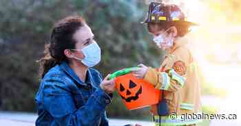 A coronavirus Halloween has some parents spooked. Here's how to keep it safe