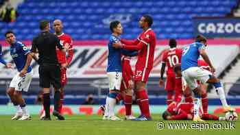 Sources: Liverpool concerned, confused by VAR