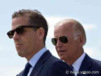Biden calls controversial New York Post story about his son Hunter a 'smear campaign'