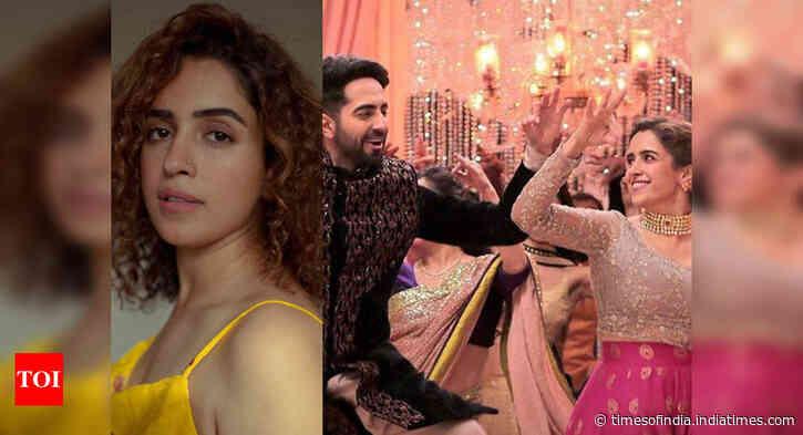 Sanya Malhotra on 2 years of 'Badhaai Ho'