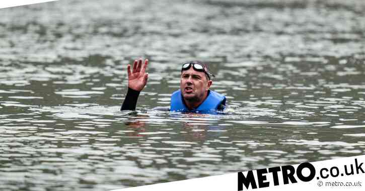 Top Gear's Paddy McGuinness confident he's contracted gastroenteritis as he disastrously attempts water skiing