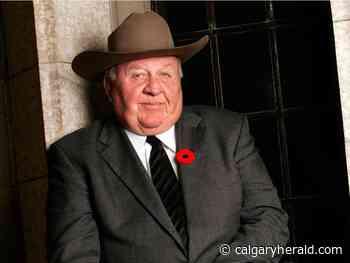 Sundre hospital renamed after late, homegrown MP Myron Thompson - Calgary Herald