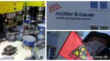 Müller & Bauer Metallverpackungen Metzingen: IG Metall: Einigung bei den Tarifverhandlungen - SWP