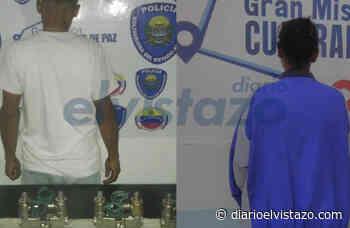 Polianzoátegui tiene una detenida por agresión en hospital de Puerto Píritu y un capturado por hurtar válvulas en Pdvsa Anaco - Diario El Vistazo