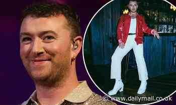 Sam Smith says they have 'female thighs and breasts' and have 'always been non-binary'
