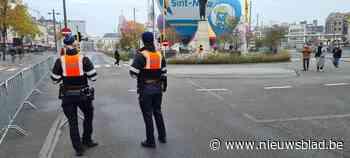 Probleemloze doortocht van Ronde in Sint-Niklaas