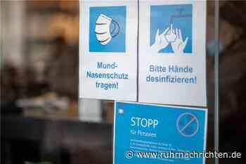 Kreis Coesfeld gibt Coronazahlen bekannt - kein neuer Fall in Ascheberg - Ruhr Nachrichten