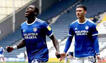Preston 0-1 Cardiff: Sheyi Ojo's goal gives Bluebirds victory as they move up SIX places
