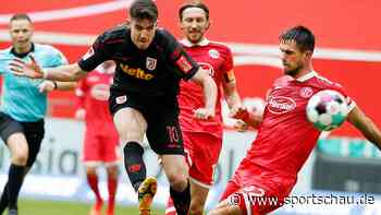 Fortuna Düsseldorf rettet nach blitzschnellem Rückstand noch einen Punkt gegen Jahn Regensburg