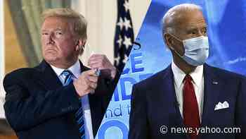 Trump, Biden campaigns approach COVID threat very differently