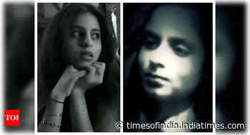 Fans feel Suhana resembles her grandmother