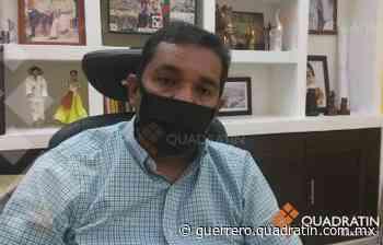 Promete alcalde de Ometepec terminar de construir mercado de artesanías - Quadratin Guerrero