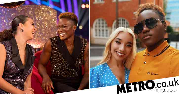 Strictly Come Dancing: Nicola Adams' girlfriend has zero worries about curse despite 'smoking hot' partner Katya Jones