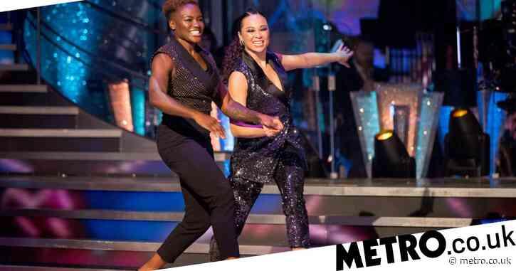 Strictly's Nicola Adams promises to 'break boundaries' with Katya Jones in 2020 series as duo make show history