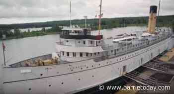 SS Keewatin gets another lifeline to stay in Port McNicoll - BarrieToday