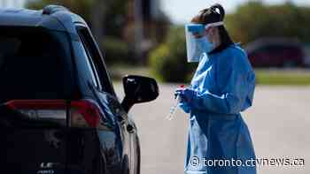 Ontario reports significant single-day drop in new COVID-19 cases