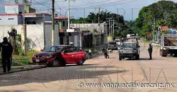 ¡Enfrentamiento a balazos en Oluta! - Vanguardia de Veracruz