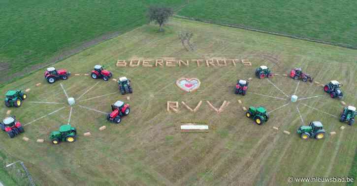 Boeren tonen hart voor de Ronde