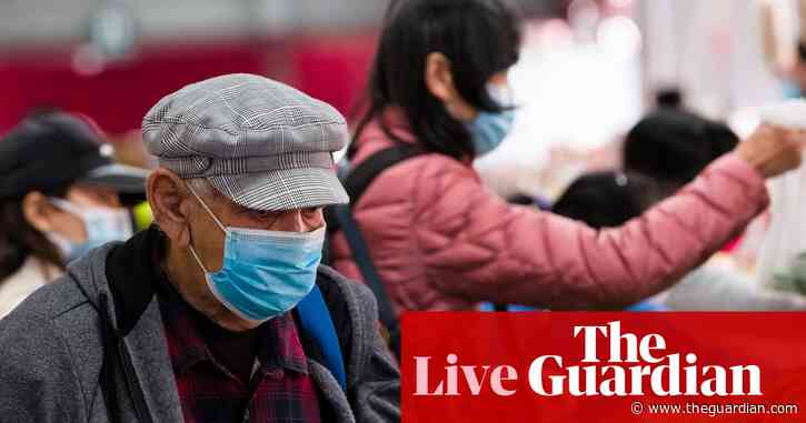 Coronavirus live news: senior PLO figure hospitalised; Swiss prepare for more restrictions