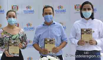 En Yaguará se lanzó libro biográfico de personajes ilustres - Noticias