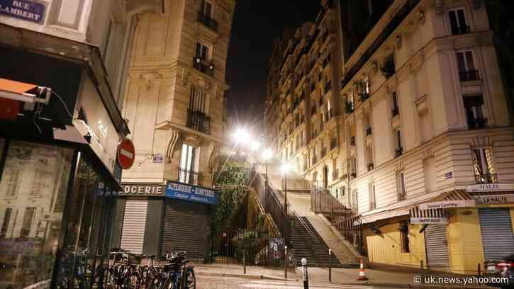 Paris under Covid-19 curfew [in photos]