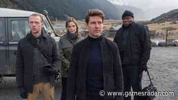 Tom Cruise and Hayley Atwell spotted filming more Mission: Impossible 7 stunts - GamesRadar+