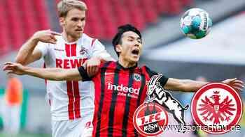 1. FC Köln gegen Eintracht Frankfurt 1:1, 4. Spieltag
