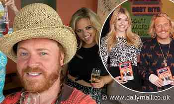 Keith Lemon admits Emily Atack is 'ten times wilder' than Holly Willoughby