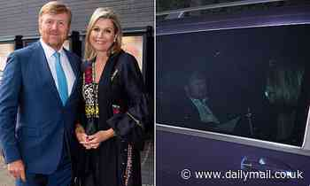 Dutch King Willem-Alexander and Queen Maxima cut short holiday to Greece after huge public backlash