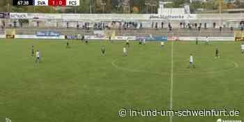Niederlage in Aschaffenburg: Weshalb der FC 05 sich einen Fehlstart in die Punkterunde leistete - inUNDumSCHWEINFURT_DE