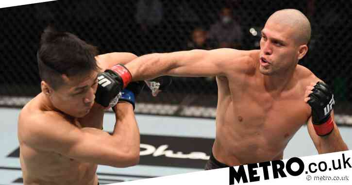Korean Zombie has no memory of final three rounds of Brian Ortega defeat on UFC Fight Island