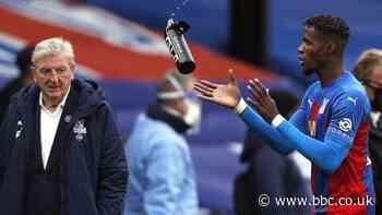 Zaha must create havoc, says Hodgson after Palace draw with Brighton