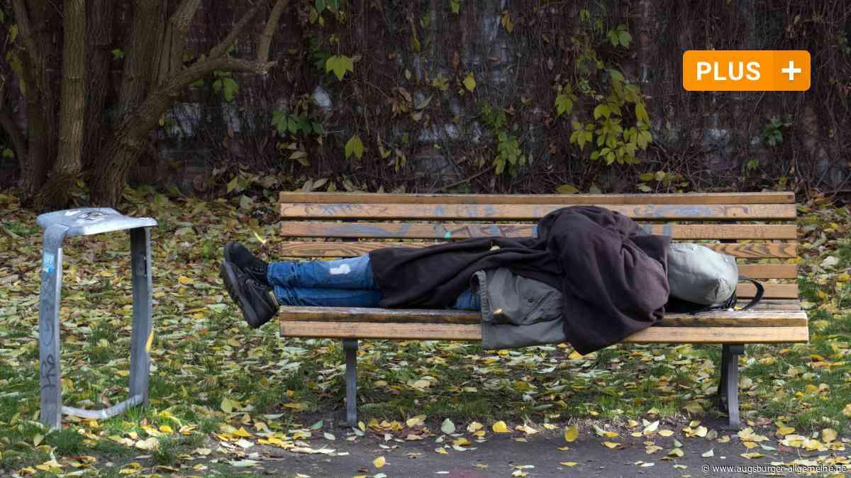 Obdachlosen in Rain: Die Stadt will handeln - Augsburger Allgemeine
