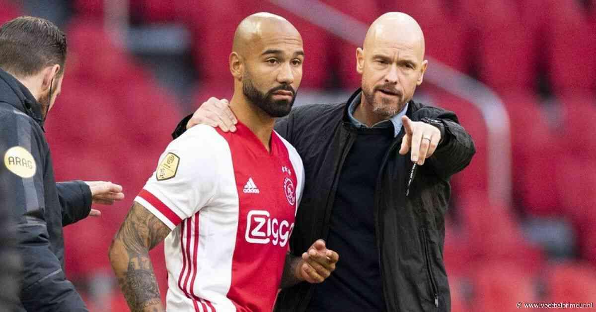 Ten Hag blij met Ajax: 'Je ziet het ook bij Real Madrid en FC Barcelona'