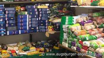 Viele Spenden für die Tafel in Krumbach - Augsburger Allgemeine