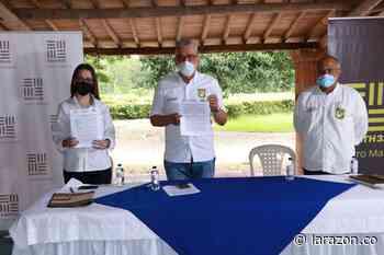 Cerro Matoso y Planeta Rica firman acuerdo para el mejoramiento de vía - LA RAZÓN.CO