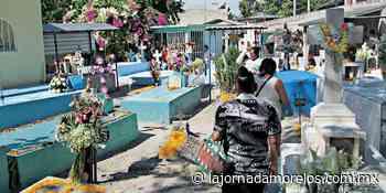 Jojutla abrirá camposantos a la sociedad - La Jornada Morelos