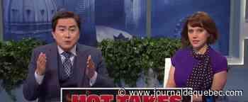«Bonjour-Hi» : Montréal moquée dans le dernier épisode de SNL