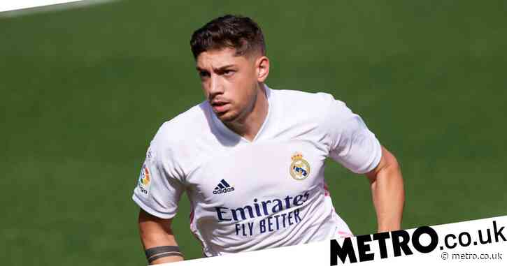 Manchester United eye Real Madrid's Federico Valverde in possible Paul Pogba swap deal
