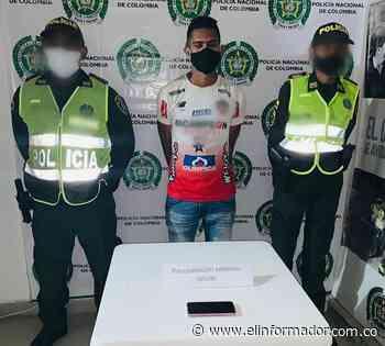 Cae un presunto atracador en Santa Bárbara de Pinto, Magdalena - El Informador - Santa Marta
