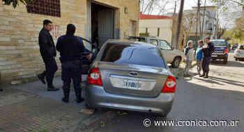 Logran detener a narco en Villa Lynch - cronica.com.ar
