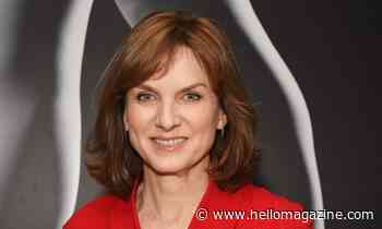 Fiona Bruce is unrecognisable in stunning throwback snaps