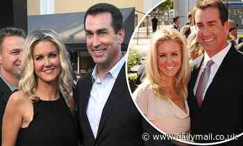 Rob Riggle's wife files for divorce citing 'irreconcilable differences' after 21 years of marriage
